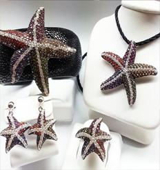 Fauna CZ Jewelry